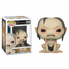 Funko Pop, The Hobbit Gollum, Merry And Pippin, Truck Window Stickers, Living Dead Dolls, Pop Vinyl Figures, Kawaii, Toys Online, Lord Of The Rings