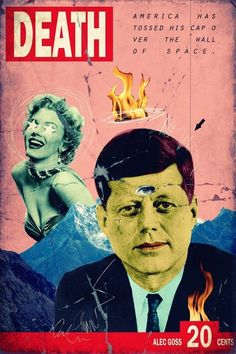 Collage Work on Behance Images from a Disgruntled Society Alec Goss