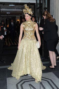 Met Gala 2015 : Les looks, pour le meilleur ou pour le pire - Les Éclaireuses
