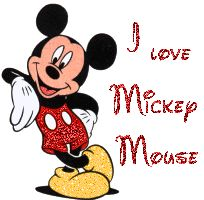 I love Mickey Mouse Natal Do Mickey Mouse, Mickey Mouse E Amigos, Mickey E Minnie Mouse, Mickey Love, Mickey Mouse Christmas, Mickey Mouse And Friends, Mickey Mouse Pictures, Cute Disney, Disney Pics