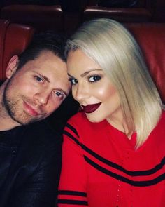 maryse ouellet and mike mizanin relationship goals