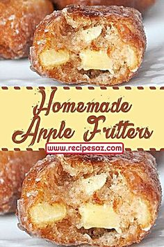 Homemade apple fritters recipe easy desserts recipes dessert deesserts dessertsrecipes dessertrecipes applefritters fritters apple homemade recipes homemade yummy tasty recipesaz 28 sugary sweet cobblers for thanksgiving captain decor Oreo Desserts, Mini Desserts, Easy Desserts, Delicious Desserts, Delicious Cookies, Dessert Kabobs, Dessert Dips, Quick Dessert Recipes, Sweet Recipes