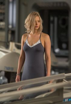 "|| Jennifer Lawrence as Aurora Lane in ""Passengers"" (2016) 