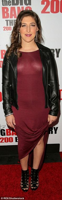 Kaley Cuoco puts on busty display in sheer gown for show episode party Kaley Cuoco, Big Bang Theory Actress, Celebrity Pictures, Celebrity Style, Amy Farrah Fowler, Black Leather Motorcycle Jacket, Mayim Bialik, Sheer Gown, Bombshell Beauty