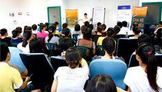 Hội thảo Kỷ luật không nước mắt - diễn giả Trần Thị Ái Liên http://kyluatkhongnuocmat.edu.vn/