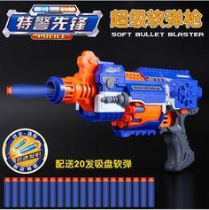2017 New arrived  Fire Strike  Soft Bullets Toy Gun Cheap Blaster Desert Eagle Manual Kids Pistol Gun Toy hot  sale