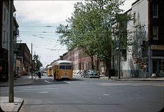 street-car-edmondson-avenue.jpg 1,500×1,028 pixels.  / Gilmore Street & Edmondson Avenue