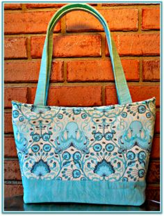 Cate Shoulder Bag PDF Sewing Pattern by Swoon