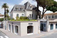 St. Tropez: white 1921 pop-up hotel; Similar idea to Tlaquepaque Village in Sedona. Self-contained shops, eatery, apoth and capsule ideas.