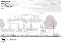 Sütlüce Konutları.... #mya #muharremyildirim #myarchitects  #muharremyildirimarchitects #sütlücekonutları #sütlüce #gelibolu #villatasarımı #konuttasarımı #architecture #architect #interiordesign #building
