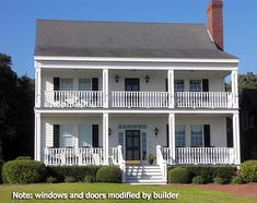 3edab97e298f6d572f75076145fb3542 plantation style homes southern plantation house plans fulfill your dream of having a double stacked front porch home,House Plans With Double Front Porches