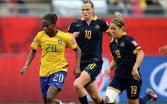 Formiga, a melhor da Copa, e sua busca incessante por um resultado no que pode ter sido sua última Copa do Mundo. Imagem: FIFA.com