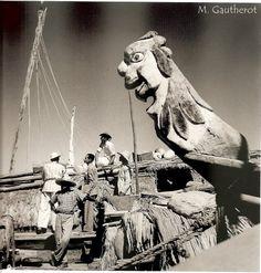 Marcel Gautherot - Barcas e Carranca