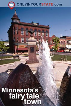 Travel | Minnesota | Fairytale | Small Town | Explore | Sight Seeing | Local Finds | Magic