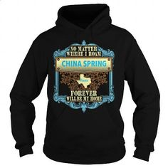China Spring in Texas - #short sleeve shirts #designer hoodies. ORDER HERE => https://www.sunfrog.com/States/China-Spring-in-Texas-Black-Hoodie.html?id=60505