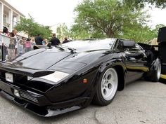 Cannonball Countach