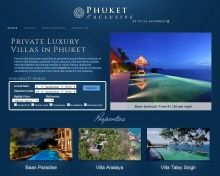 Phuket Exclusive Website Design Company Xposure Media. Xposure Media is a full service digital marketing agency include in SEO, Website design and graphic design with Web development & E commerce solution at NSW, AU established in 2008.
