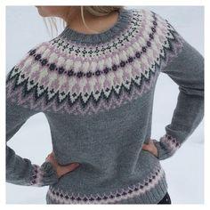 Baby Cardigan Knitting Pattern Free, Fair Isle Knitting Patterns, Knitted Baby Cardigan, Crochet Poncho Patterns, Knitting Designs, Knitting Socks, Mittens Pattern, Crochet Patron, Knit Crochet