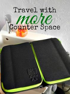 Shereen Travels Cheap: Travel with More Counter Space with ORGO Lite