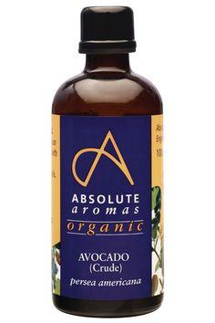 Absolute Aromas-Óleo biológico de Abacate | Círculo Bio - Loja Produtos Naturais e Cosmética Biológica
