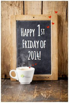 Happy 1st Friday of 2014! www.bebcascinamerio.it