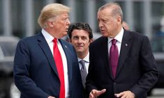 General Wesley Clark suggested that Turkish President Erdoğan blackmailed President Donald Trump in order to get him to withdraw U. troops from Syria. Ankara, The Kurds, Military Operations, Mike Pence, Republican Senators, Political Science, Foreign Policy, World Leaders, Troops