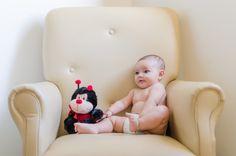 Acompanhamento de Bebês - Maitê 6 meses - Blog - Tathi Fernandes Fotografia