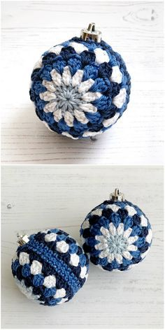 If you are a crochet lover, you can consider making some Christmas Crochet ornaments by yourself. We especially like Crochet ornaments. It must be very nice and unique to hang our own Crochet Christmas Baubles on our Christmas tree. In this article, Crochet Ornament Patterns, Christmas Crochet Patterns, Holiday Crochet, Crochet Snowflakes, Crochet Gifts, Doilies Crochet, Doily Patterns, Dress Patterns, Crochet Christmas Decorations
