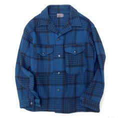 ペンドルトン CPOシャツ・ジャケット【PENDLETON】【1970's】VINTAGE CPO JACKET - RUMHOLE beruf online store