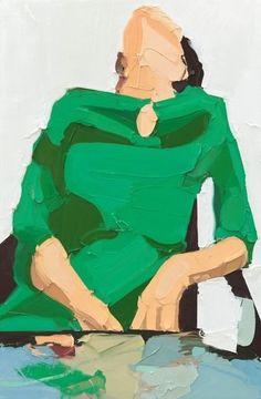 Qiao Si Si 喬思思, 2014, by Martin Wehmer