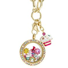 Origami Owl Trolls Locket and Dangle!