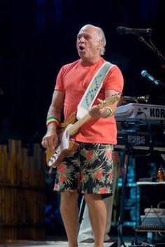 Jimmy Buffett - Aug 30th at Jones Beach!