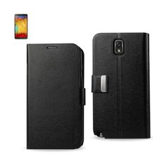 Reiko Samsung Galaxy Note 3 Flip Folio Card Holder Case In Black     Tag a friend who would love this!     FREE Shipping Worldwide     Buy one here---> https://www.spotrus.com/product/reiko-samsung-galaxy-note-3-flip-folio-card-holder-case-in-black/