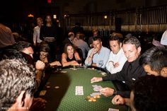 We went to a glamorous poker event where billionaires athletes and poker pros face off