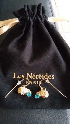 Je viens de mettre en vente cet article  : Boucles d'oreille Les Néréides 35,00 € http://www.videdressing.com/boucles-d-oreilles/les-nereides/p-6014512.html?utm_source=pinterest&utm_medium=pinterest_share&utm_campaign=FR_Femme_Bijoux+%26+Montres_Bijoux+fantaisie_6014512_pinterest_share