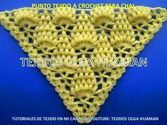Tığ işi üçgen şal modelleri anlatımlı http://www.canimanne.com/ucgen-sal-modeli-3.html
