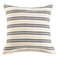 Picture of Modern Striped Throw Pillow