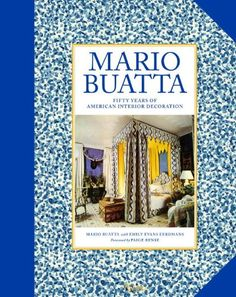 Mario Buatta Fifty Years Of American Interior Decoration By Bought This