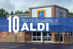 If you have never shopped at Aldi, you may not realized what a great way resource it is to help you save! Learn our Top Ten Aldi Shopping Tips.