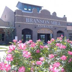 The Branson Mill Craft Village is located on Gretna Road in Branson Mo.  www.bransonmill.com