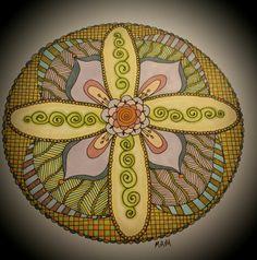 Tangled, Zentangle, Artworks, Tableware, Inspiration, Biblical Inspiration, Dinnerware, Rapunzel, Zentangle Patterns