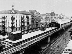 Homebridge in Berlin, Schönhauser Allee.