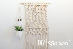 DIY | Macramé Plant Hanger | Pigment