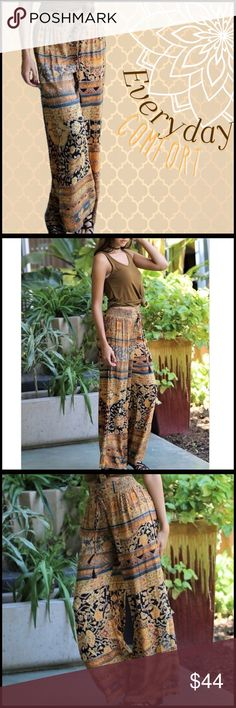 Chic and Comfy Pants Chic and Comfy Pants @B5 Boutique Pants
