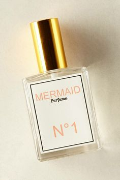 To get in the beach mood! Mermaid No. 1 Perfume Spray