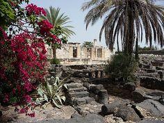 Ruins of Capernaum, Israel