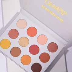 ColourPop's First Ever Pressed Powder Palettes