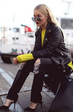 Angelica Blick rock chic  http://nyheter24.se/modette/angelicablick/2012/11/19/yellow-submarine-part-two/