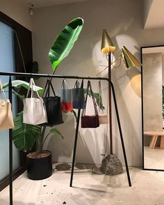 """CELINE, Via Montenapoleone, Milan, Italy, """"Ciao Milan! Fashion meets Interiors. Yet another design week in Milan"""", for Salone Del Mobile, pinned by Ton van der Veer"""