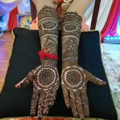 17 Best Rajasthani Mehndi Designs for Hands - Mehndi YoYo Rajasthani Mehndi Designs, Dulhan Mehndi Designs, Hand Mehndi, Henna, Mehndi Designs For Hands, Design Inspiration, Tattoos, Layout Inspiration, Tatuajes